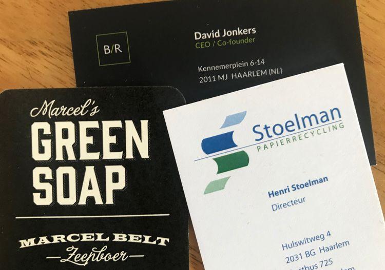 Finalisten Haarlemse Ondernemers Prijs 2018
